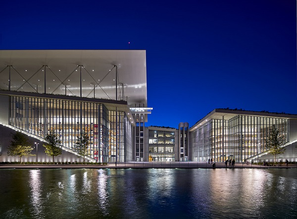 The Cultural Centre of the Stavros Niarchos Foundation