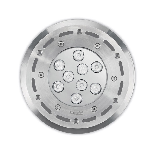 WaterApp - recessed ø176