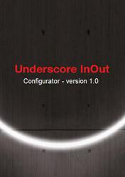 Underscore InOut Configurator