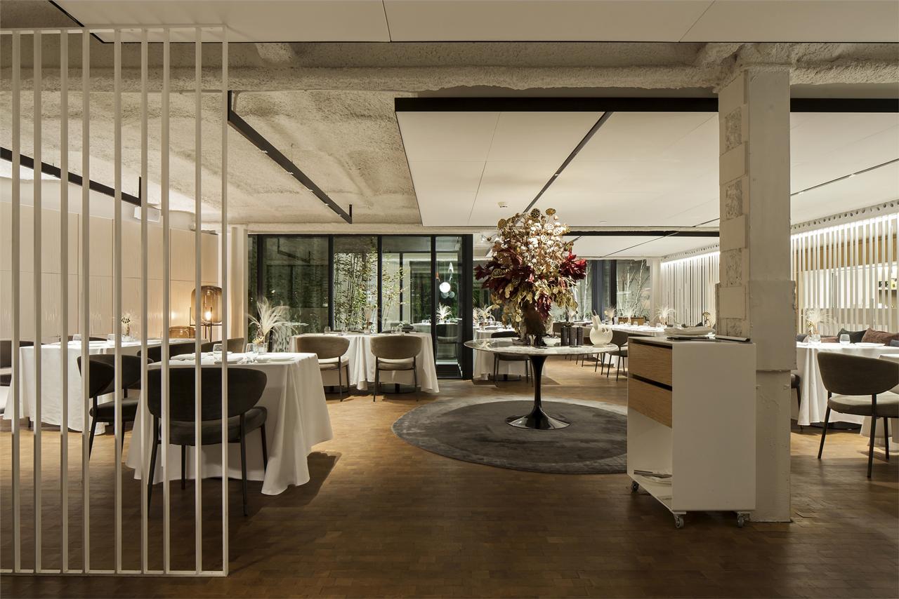 Eclairage d'hotel, éclairage de restaurant, éclairage de salles de réunion