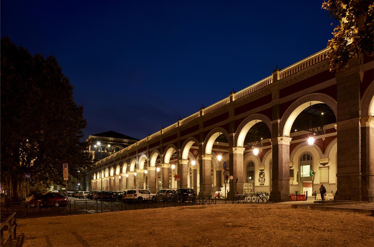 Nuova vita per la stazione di torino porta nuova - Torino porta nuova stazione ...