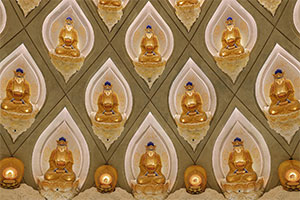 L'altare di Avalokiteśvara