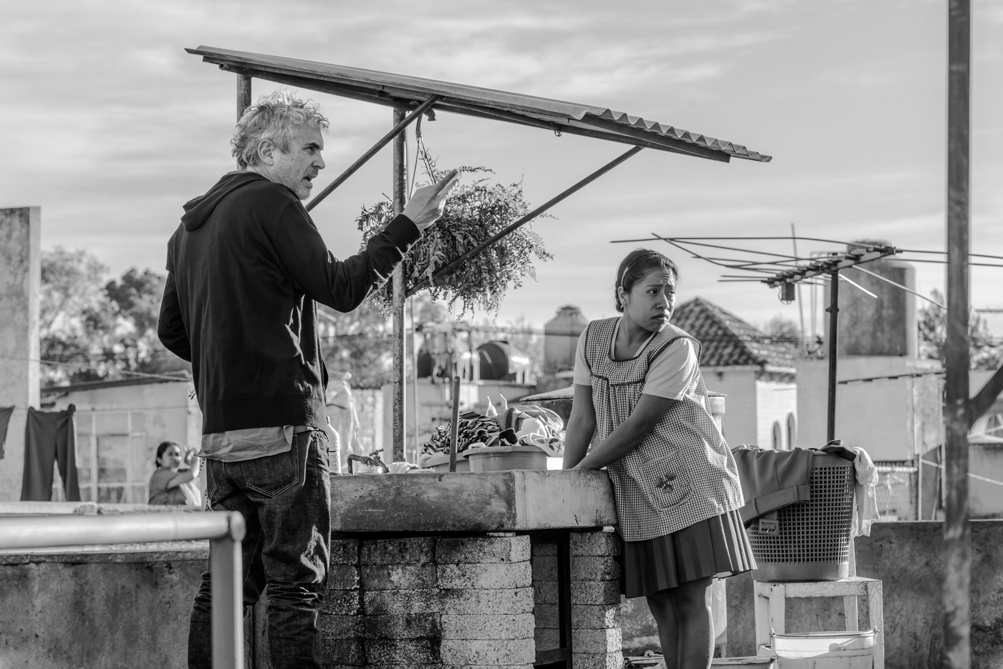 Light stories: Roma, by Alfonso Cuarón