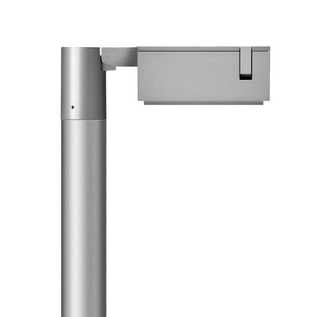 pole mounted 330x330mm
