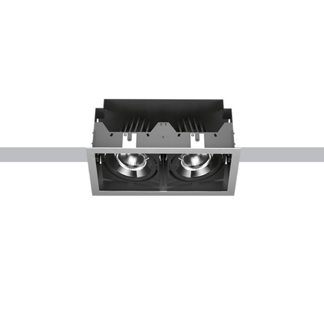 Deep Frame downlight multiple