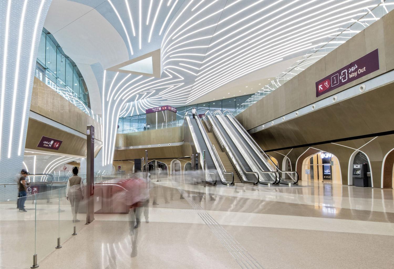 Lavorare In Qatar Architetto galleria progetti - iguzzini