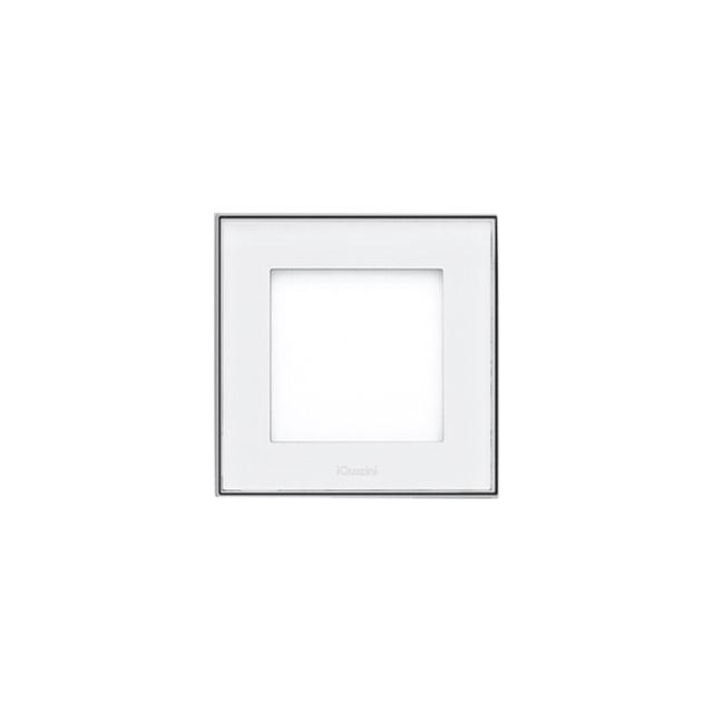 all glass square