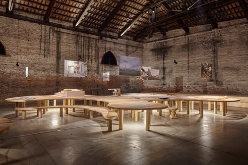 iGuzzini at the 16th International Architecture Exhibition in Venice