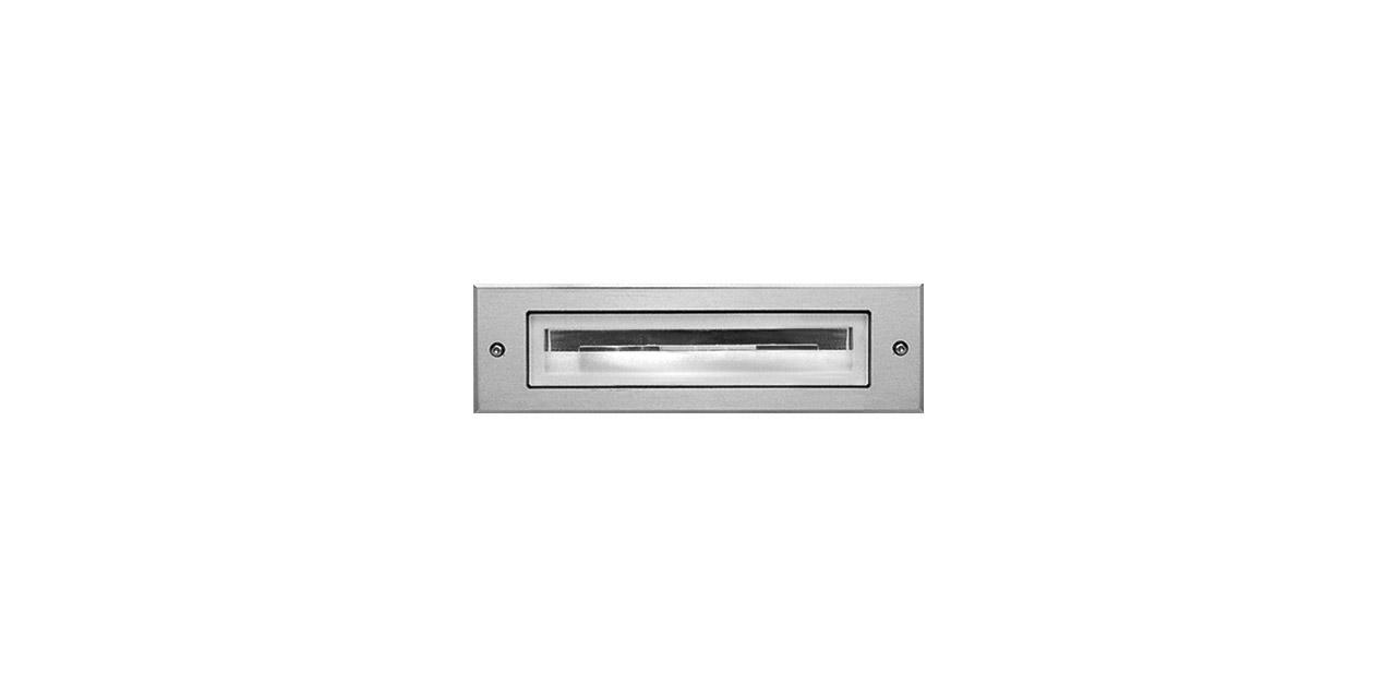 Ledplus marco de acero inoxidable con tornillos lineal