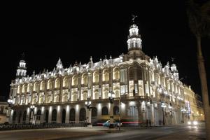 Das Gran Teatro de La Habana im neuen Gewand.
