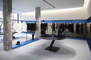 La boutique Issey Miyake