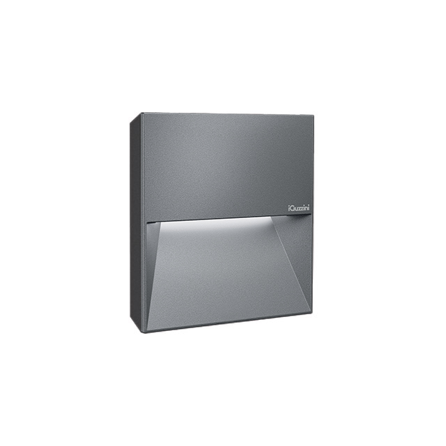 square wall-mounted