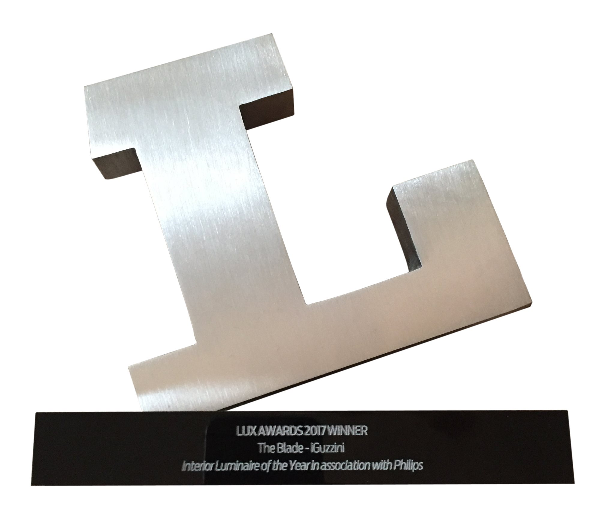 Anche LuxLive premia The Blade