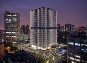 The OnCube office complex