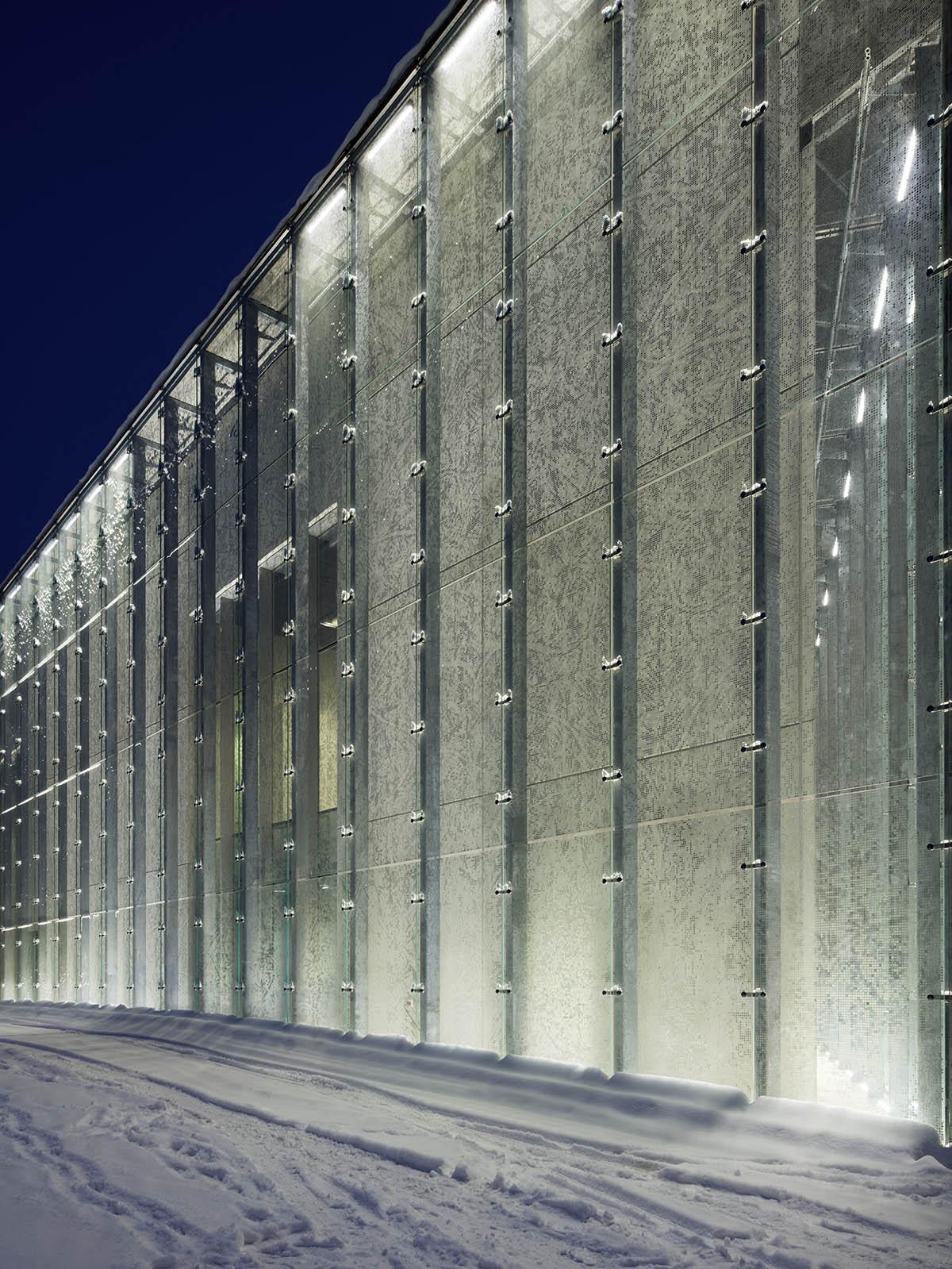 The Estonian National Museum Iguzzini