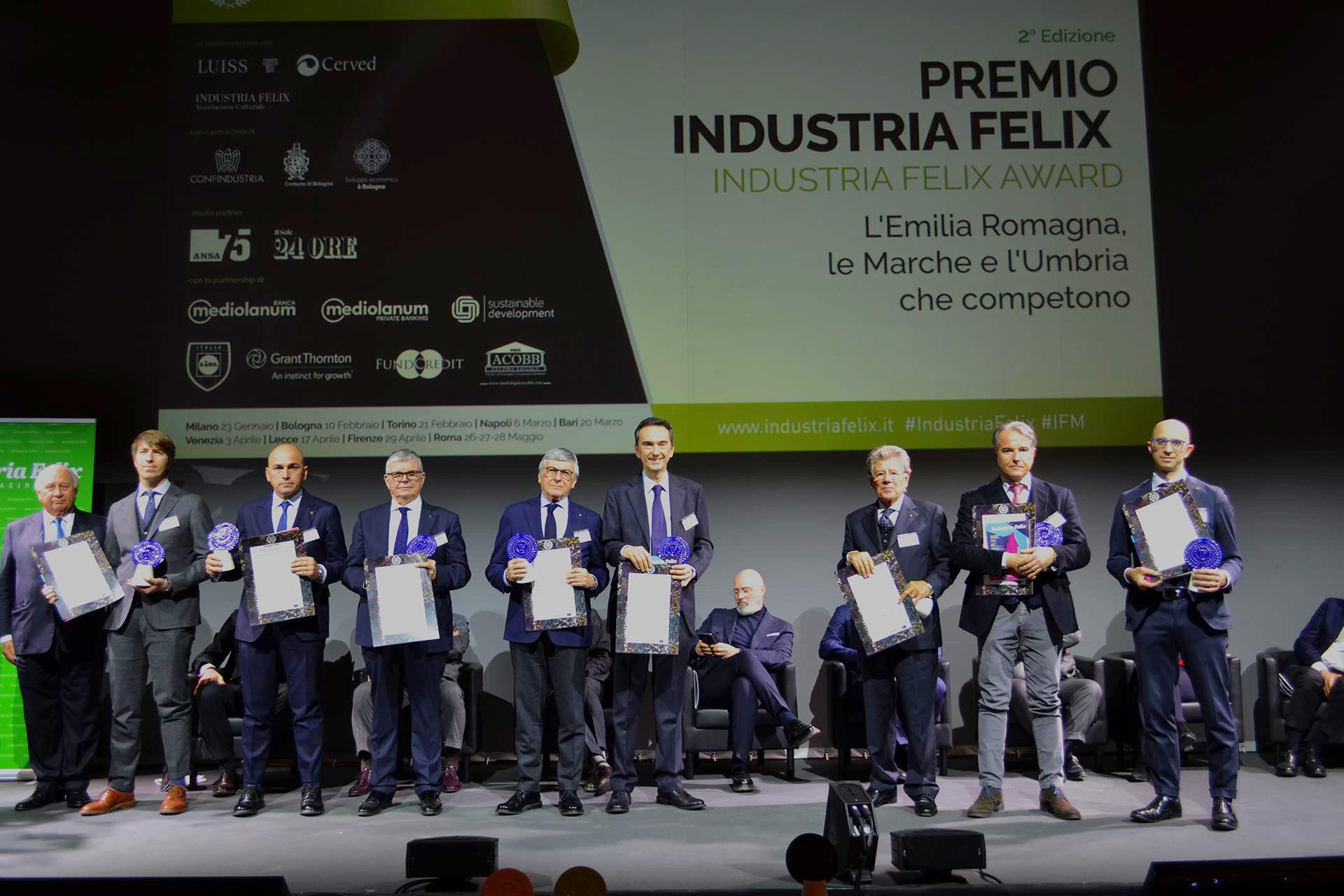 Felix Industria Prize