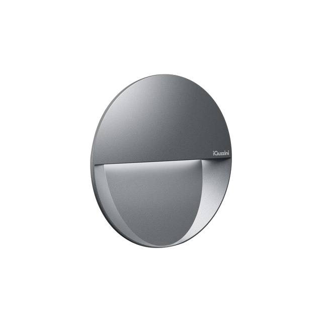 Walky - round recessed
