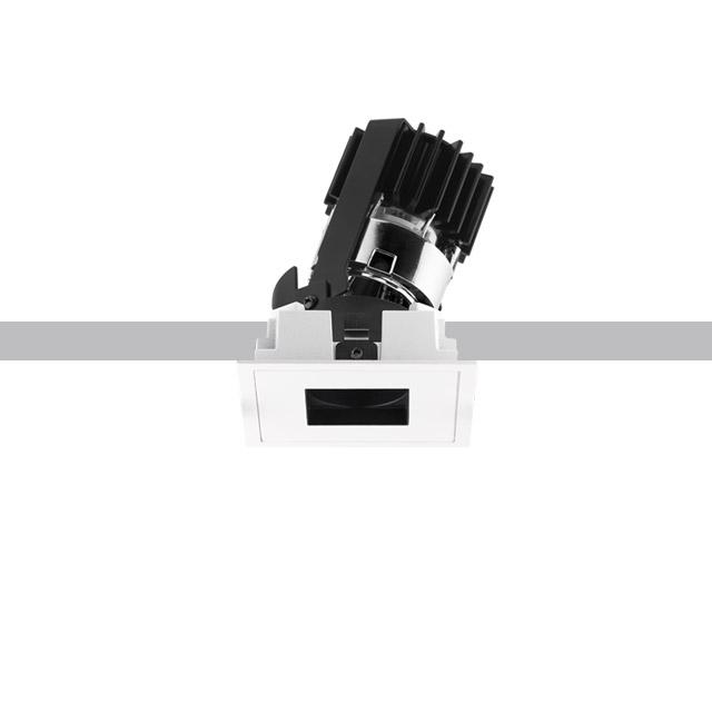Laser Pinhole - orientable carré