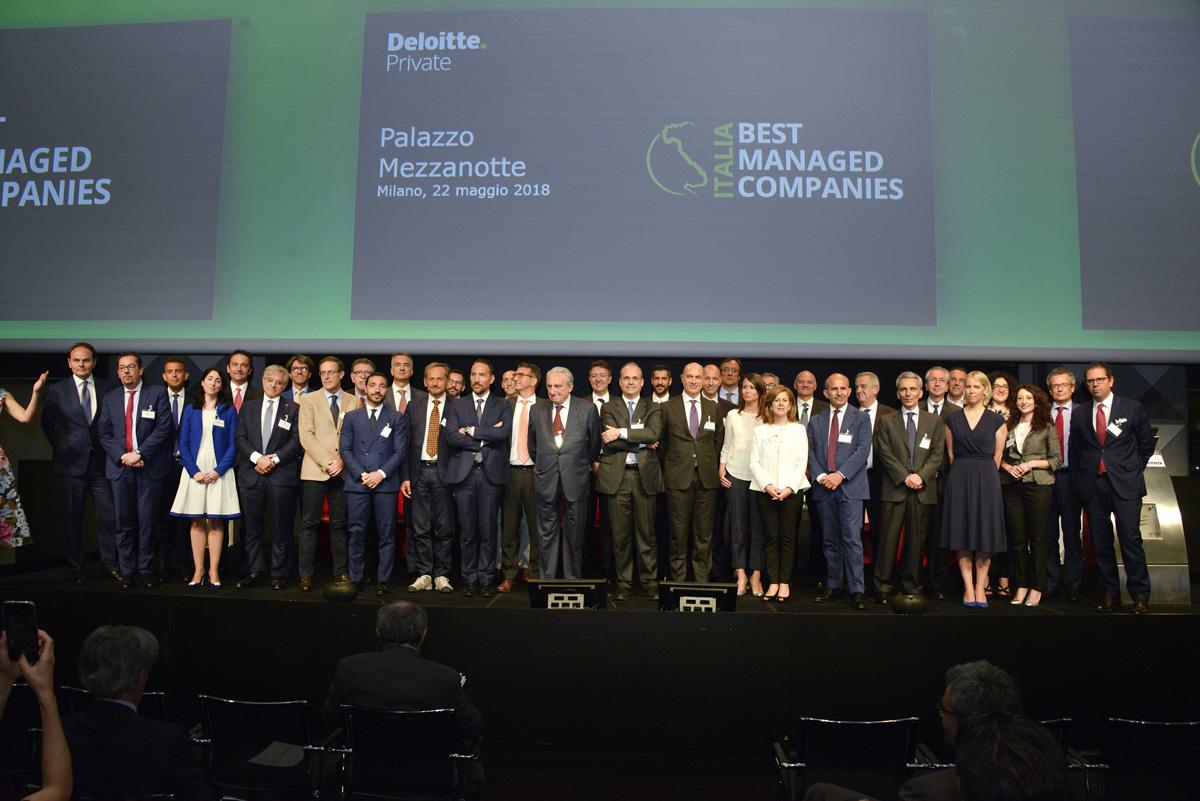 """iGuzzini recognized among the """"Best Managed Companies"""""""