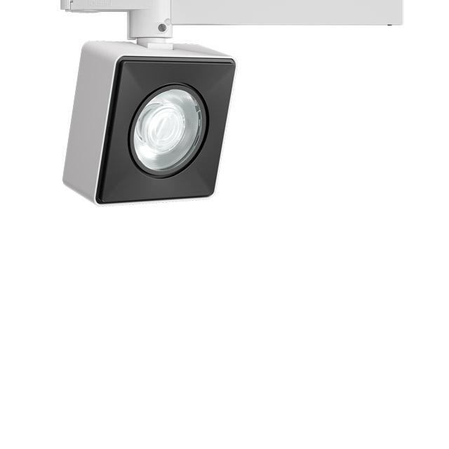 View Opti Beam Lens quadrato - 126x126 mm
